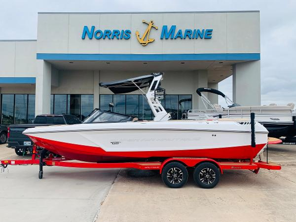 2021 Nautique boat for sale, model of the boat is Super Air Nautique GS24 & Image # 1 of 65