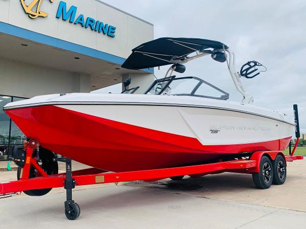 2021 Nautique boat for sale, model of the boat is Super Air Nautique GS24 & Image # 2 of 65