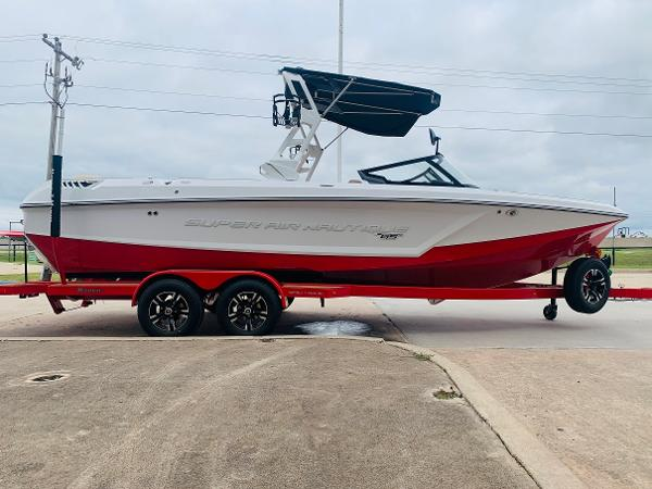 2021 Nautique boat for sale, model of the boat is Super Air Nautique GS24 & Image # 3 of 65
