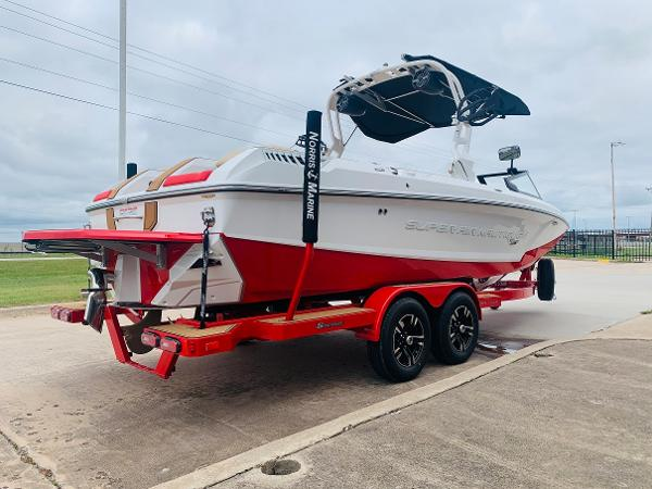 2021 Nautique boat for sale, model of the boat is Super Air Nautique GS24 & Image # 4 of 65