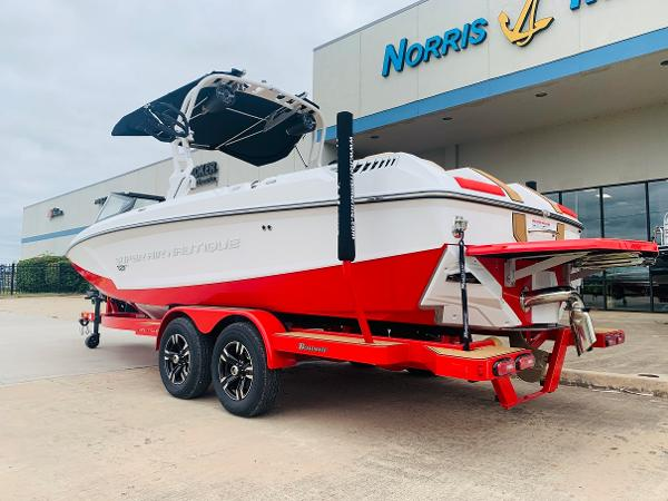 2021 Nautique boat for sale, model of the boat is Super Air Nautique GS24 & Image # 6 of 65
