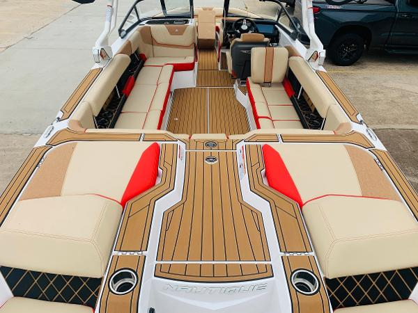 2021 Nautique boat for sale, model of the boat is Super Air Nautique GS24 & Image # 7 of 65