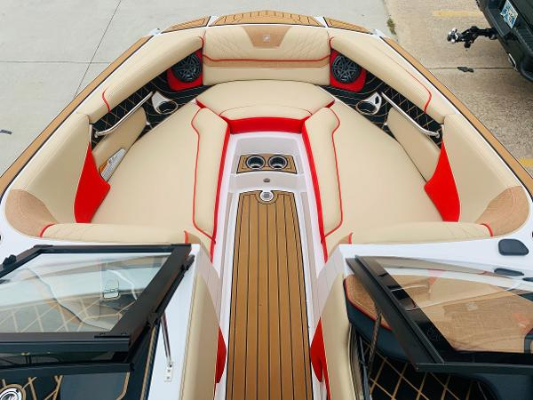 2021 Nautique boat for sale, model of the boat is Super Air Nautique GS24 & Image # 9 of 65