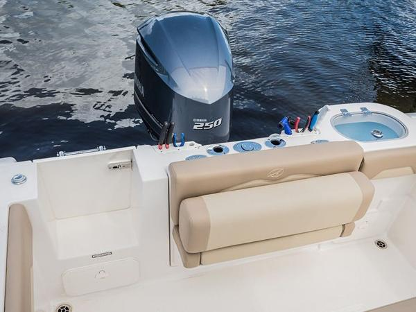 2021 Sailfish boat for sale, model of the boat is 241 CC & Image # 2 of 22