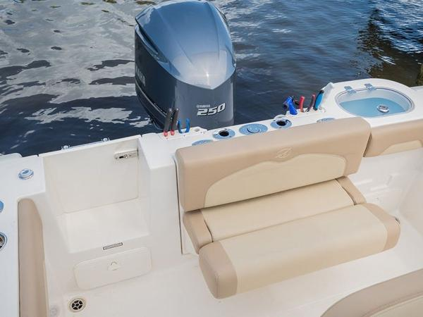 2021 Sailfish boat for sale, model of the boat is 241 CC & Image # 4 of 22
