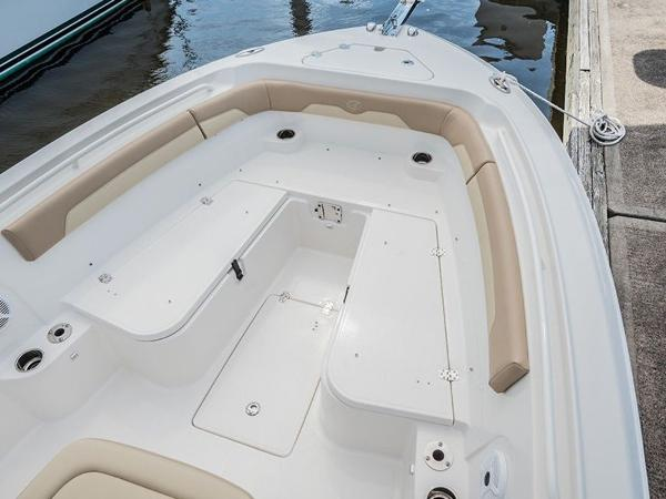 2021 Sailfish boat for sale, model of the boat is 241 CC & Image # 12 of 22
