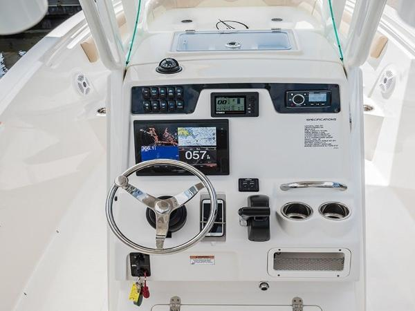 2021 Sailfish boat for sale, model of the boat is 241 CC & Image # 15 of 22