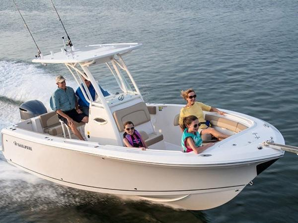 2021 Sailfish boat for sale, model of the boat is 241 CC & Image # 22 of 22