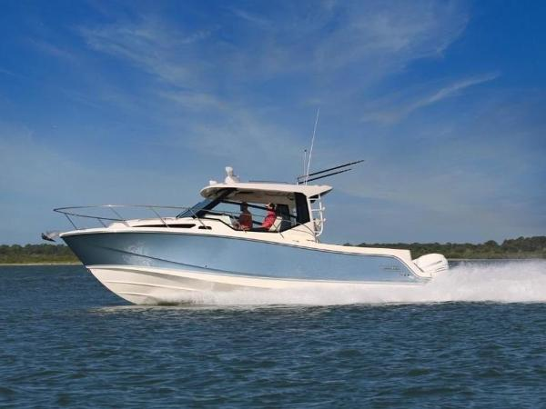 2021 Boston Whaler boat for sale, model of the boat is 325 Conquest & Image # 1 of 11