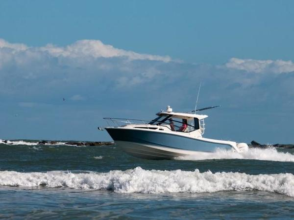 2021 Boston Whaler boat for sale, model of the boat is 325 Conquest & Image # 10 of 11
