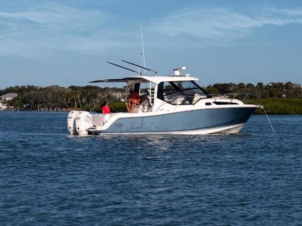 2021 Boston Whaler boat for sale, model of the boat is 325 Conquest & Image # 11 of 11