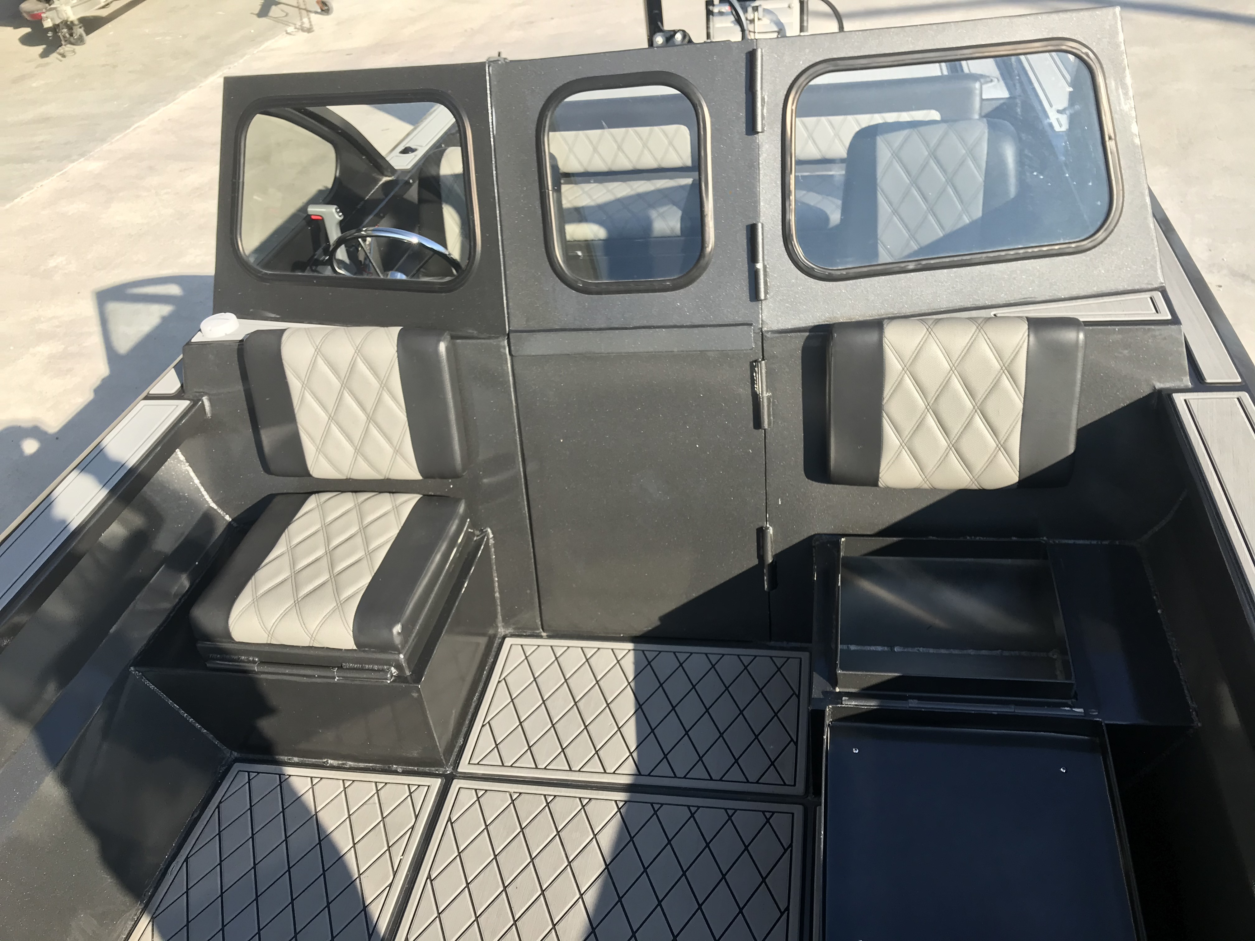 2019 Custom boat for sale, model of the boat is Custom 24ft. & Image # 8 of 17