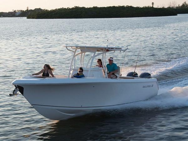 2021 Sailfish boat for sale, model of the boat is 270 CC & Image # 2 of 26