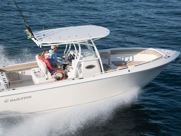 2021 Sailfish boat for sale, model of the boat is 270 CC & Image # 3 of 26