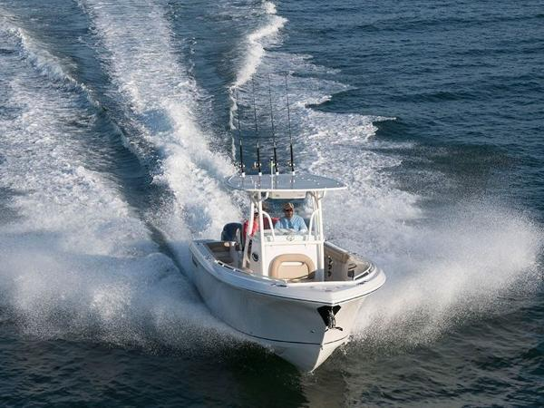 2021 Sailfish boat for sale, model of the boat is 270 CC & Image # 8 of 26