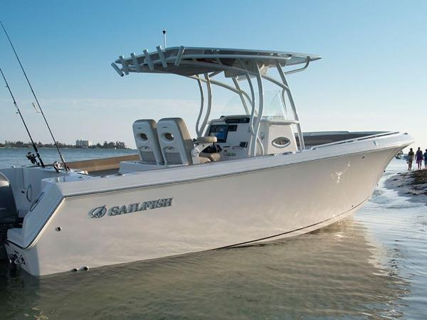2021 Sailfish boat for sale, model of the boat is 270 CC & Image # 11 of 26