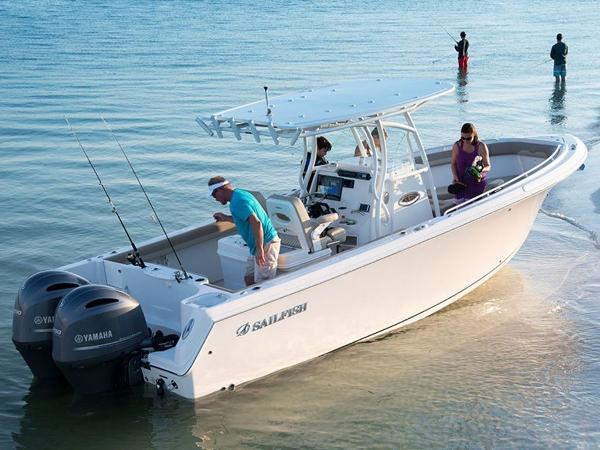 2021 Sailfish boat for sale, model of the boat is 270 CC & Image # 12 of 26