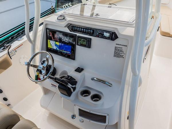 2021 Sailfish boat for sale, model of the boat is 270 CC & Image # 20 of 26