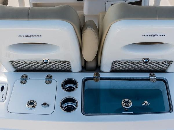 2021 Sailfish boat for sale, model of the boat is 270 CC & Image # 24 of 26