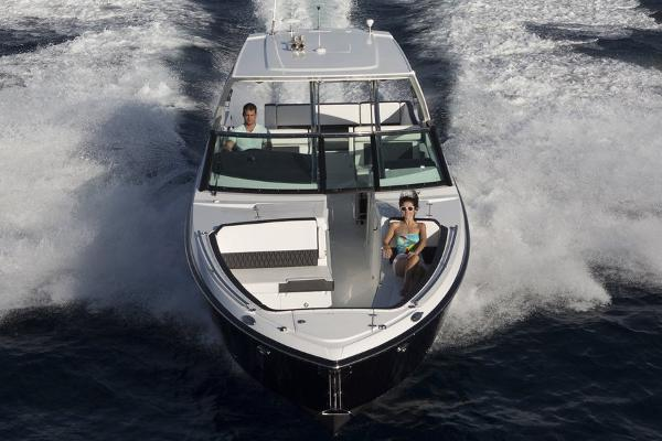 2021 Monterey boat for sale, model of the boat is 378 Super Express & Image # 47 of 53