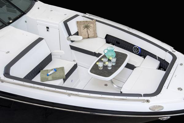 2021 Monterey boat for sale, model of the boat is 378 Super Express & Image # 49 of 53