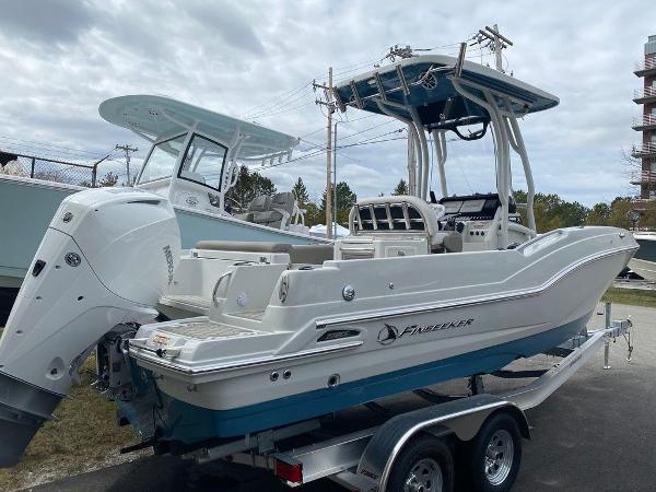 2021 Finseeker boat for sale, model of the boat is 230 CC & Image # 1 of 13
