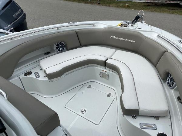 2021 Finseeker boat for sale, model of the boat is 230 CC & Image # 6 of 13