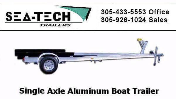 2021 SEA TECH Single Axle