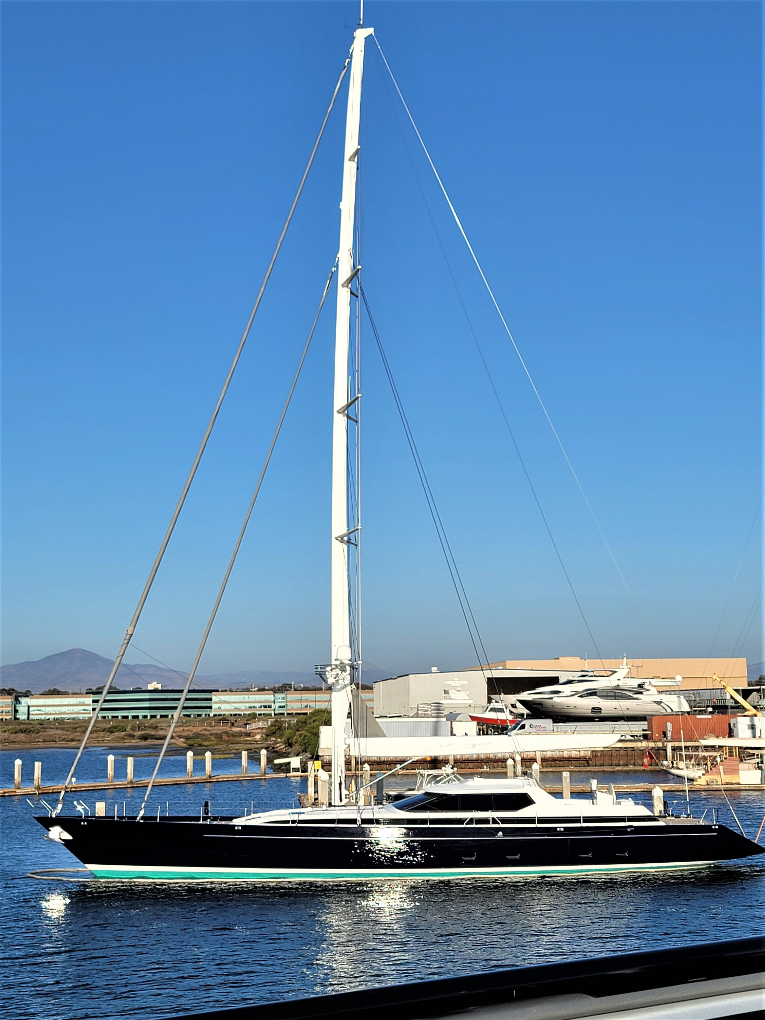 1991 Alloy Yachts 106