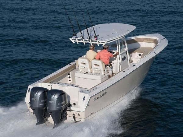 2021 Sailfish boat for sale, model of the boat is 290 CC & Image # 3 of 28