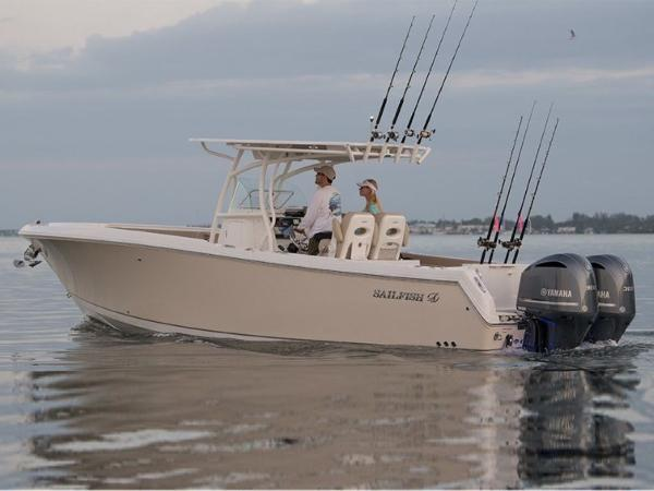 2021 Sailfish boat for sale, model of the boat is 290 CC & Image # 4 of 28