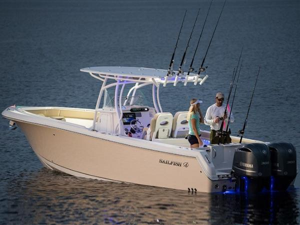 2021 Sailfish boat for sale, model of the boat is 290 CC & Image # 5 of 28