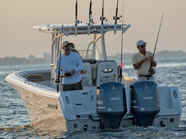 2021 Sailfish boat for sale, model of the boat is 290 CC & Image # 9 of 28