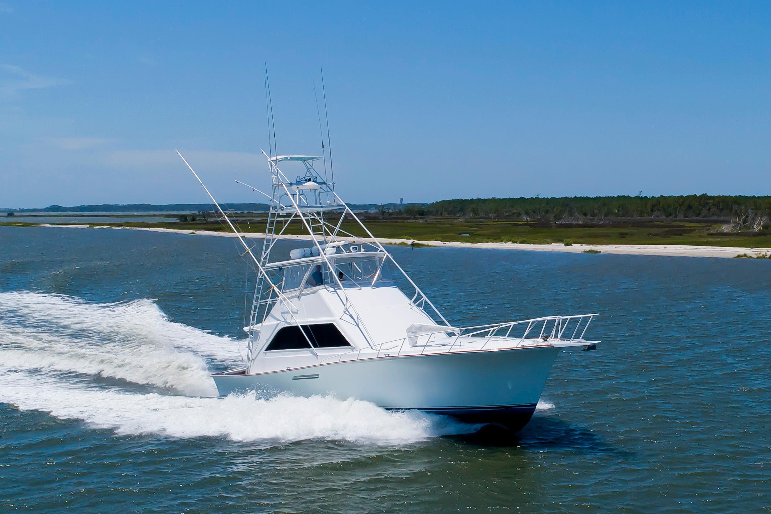 1989 Ocean Yachts 55 Super Sport thumbnail
