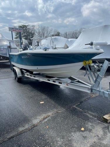 2007 POLAR 2110 BAY BOAT for sale
