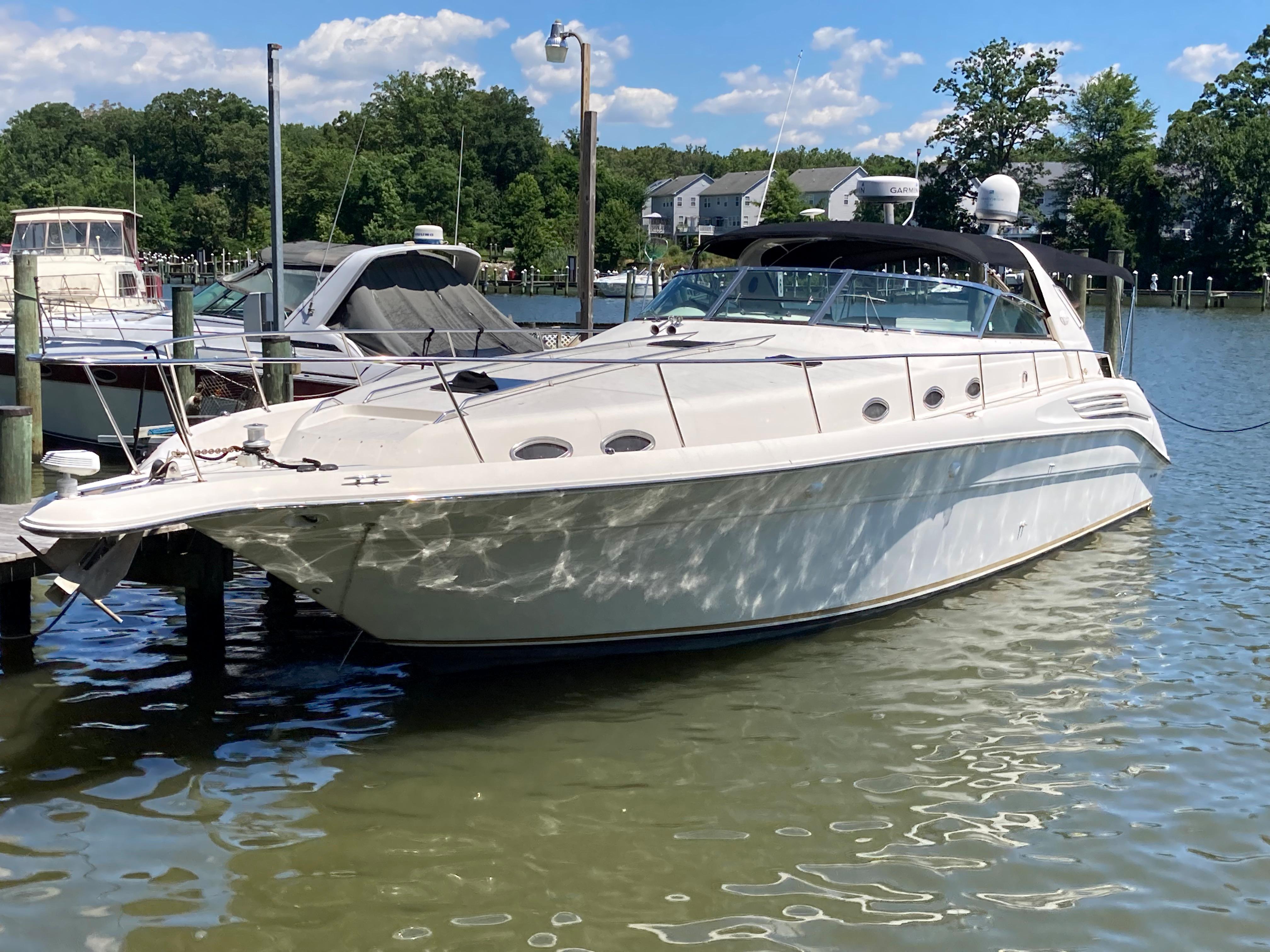 M 6264 TW Knot 10 Yacht Sales