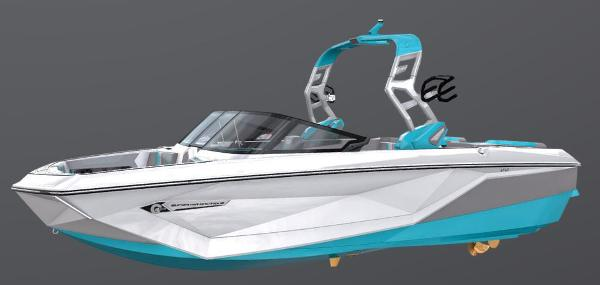 2021 Nautique boat for sale, model of the boat is G23 & Image # 1 of 5