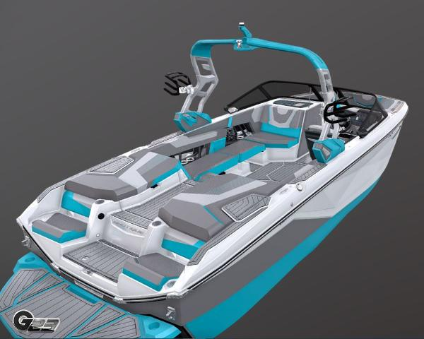 2021 Nautique boat for sale, model of the boat is G23 & Image # 3 of 5