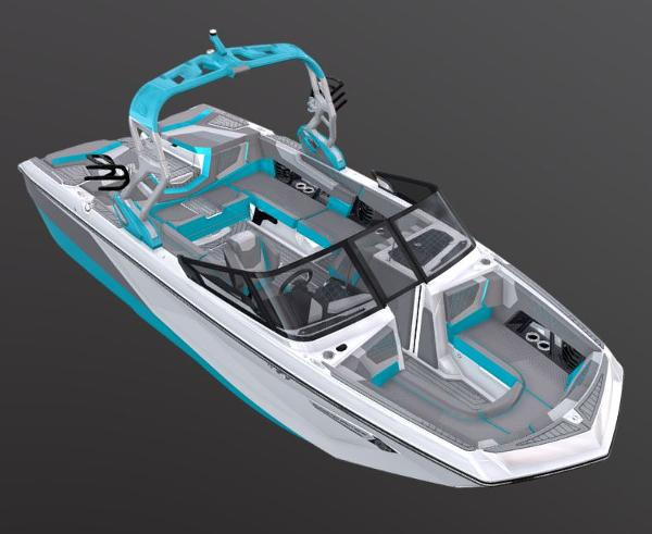 2021 Nautique boat for sale, model of the boat is G23 & Image # 4 of 5