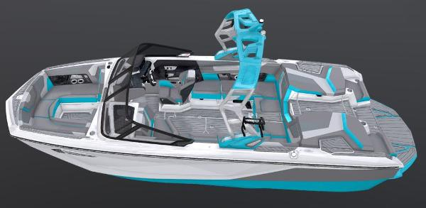 2021 Nautique boat for sale, model of the boat is G23 & Image # 5 of 5