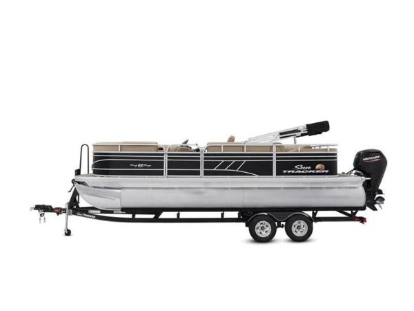 2022 Sun Tracker boat for sale, model of the boat is PARTY BARGE® 22 RF DLX & Image # 8 of 56