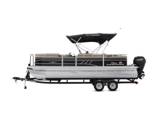 2022 Sun Tracker boat for sale, model of the boat is PARTY BARGE® 22 RF DLX & Image # 9 of 56