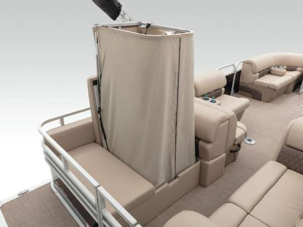 2022 Sun Tracker boat for sale, model of the boat is PARTY BARGE® 22 RF DLX & Image # 20 of 56