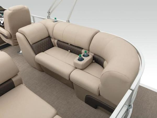 2022 Sun Tracker boat for sale, model of the boat is PARTY BARGE® 22 RF DLX & Image # 34 of 56