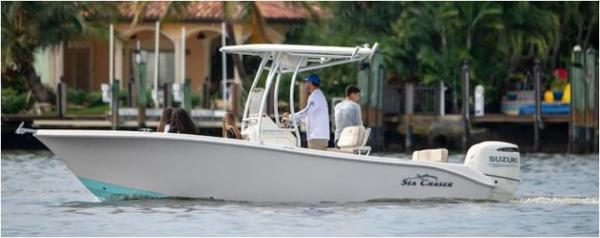 2021 Sea Chaser boat for sale, model of the boat is 22 HFC & Image # 1 of 5