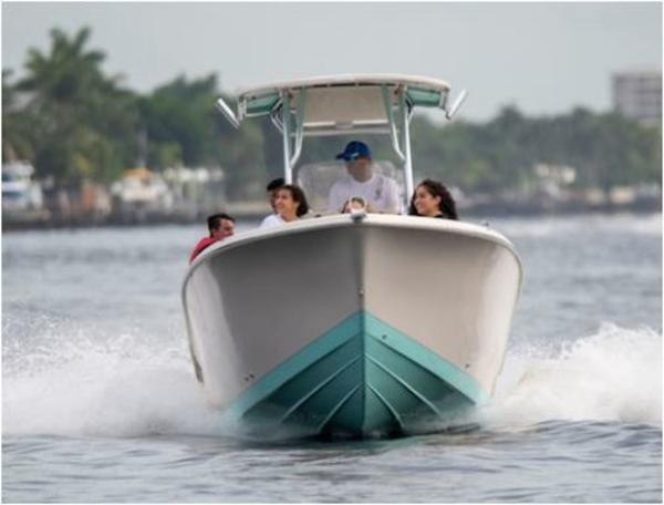 2021 Sea Chaser boat for sale, model of the boat is 22 HFC & Image # 4 of 5