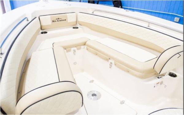 2021 Sea Chaser boat for sale, model of the boat is 22 HFC & Image # 5 of 5