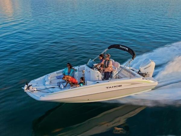 2021 Tahoe boat for sale, model of the boat is 2150 CC & Image # 1 of 77
