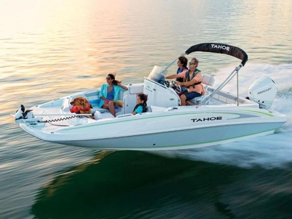 2021 Tahoe boat for sale, model of the boat is 2150 CC & Image # 2 of 77