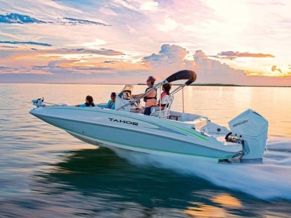 2021 Tahoe boat for sale, model of the boat is 2150 CC & Image # 3 of 77